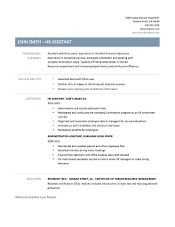 resume examples human resources assistant resume objective resume examples human resources assistant resume tips templates and samples human resources assistant resume objective