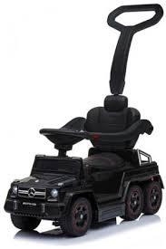 Детский электромобиль-<b>каталка Hollicy Mercedes-Benz G63</b> AMG ...