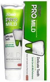 Aekyung Dental Clinic 2080 Pro Mild <b>Зубная паста Мягкая защита</b> ...