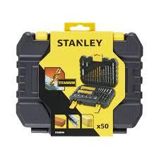 <b>Набор сверл</b> и <b>бит</b> Stanley, 50 шт. в Москве – купить по низкой ...