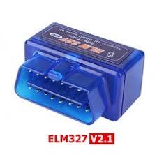Автосканер <b>ELM327 Mini OBD</b>-II <b>Bluetooth</b> CAN-BUS ver. 2.1