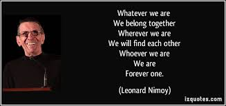 Image result for best quote on what people transmit to each other through love
