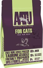 Корм сухой Aatu, для кошек, с уткой, 3 кг — купить в интернет ...