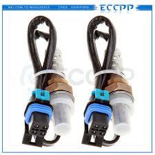 <b>2pcs Oxygen</b> Sensor Upstream & Downstream <b>O2 02</b> for GMC ...