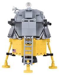 Купить <b>конструктор</b> пластиковый <b>COBI</b> Лунный посадочный ...