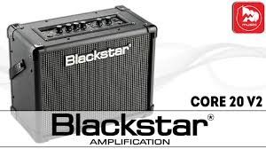 <b>Гитарный</b> комбик <b>BLACKSTAR</b> ID:CORE20 V2 - YouTube