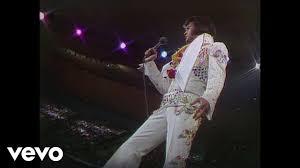 Elvis Presley - <b>Welcome To My World</b> (Aloha From Hawaii, Live in ...