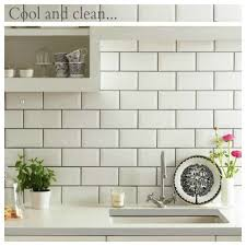 subway tiles tile site largest selection: white subway tile gray grout not black too stark i