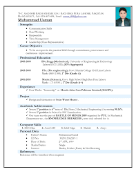 examples of resumes make resume format mnc brefash throughout  85 terrific format of resume examples resumes