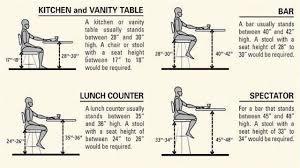 kitchen astounding bar height table counter pertaining