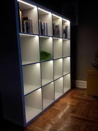 1000 ideas about bookcase lighting on pinterest picture lights bookcases and open bookcase bookcase lighting ideas