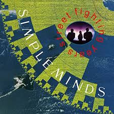 <b>Simple Minds</b> / Street Fighting Years four-CD super deluxe edition ...