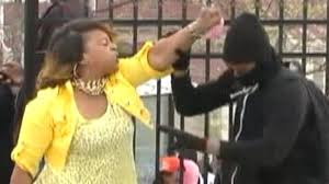 Image result for mother disciplines child during baltimore riots