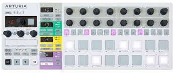 <b>Arturia BeatStep Pro MIDI</b>-<b>контроллер</b> — купить в интернет ...