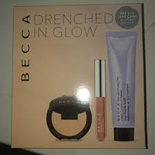 <b>BECCA</b> Makeup | <b>Drenched In Glow</b> | Poshmark