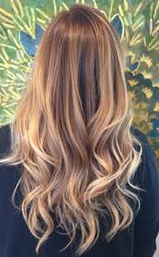 Bildresultat för balayage blonde hair