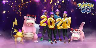 Celebrate the <b>new year</b> with Pokémon GO! - Pokémon GO