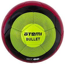 <b>Мяч</b> футбольный <b>Atemi Bullet Winter</b> PU, <b>Bullet Winter</b> PU-red-gree ...
