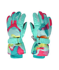 Amazon.com: Hiheart <b>Girls Winter Ski</b> Gloves Waterproof <b>Outdoor</b> ...