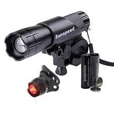 Accessories Yizhet LED <b>Bike Lights</b> Set <b>USB</b> Rechargeable ...