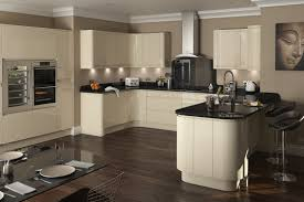 shape black white modern kitchen design favorable design of kitchen cabinets ideas with cream and black u shap