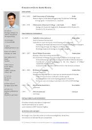 latest resume trends best resume new resume format smlf new cv format online online resume generator cv builder latest curriculum vitae samples for mba freshers