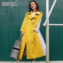 Buy patchwork trench and get free shipping on AliExpress.com