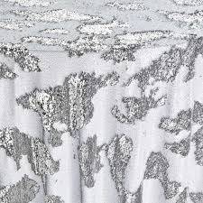 <b>Silver Mermaid Sequin</b> Table Linen - Linen Rentals   Wedding Table ...