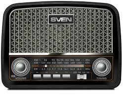<b>Радиоприемник Sven SRP-555</b> SV-017170 купить в Москве, цена ...