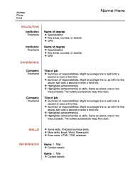 examples of resumes good resume layout example regard to a 89 astonishing layout of a resume examples resumes