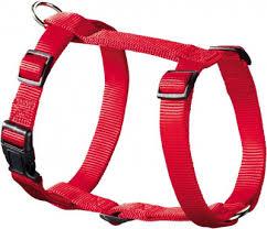 <b>Hunter Smart шлейка</b> для собак Ecco Sport нейлон, красная ...