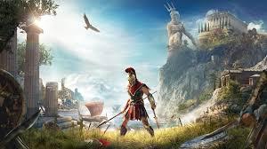 <b>Assassin's Creed Odyssey</b> on PS4, Xbox One, PC   Ubisoft (UK)