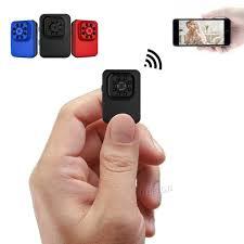 <b>Mini</b> WiFi Camera Secret Cam 1080P Full HD Night Vision <b>Small</b> ...