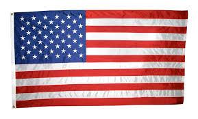 <b>American Flag</b> 3x5 ft. Nylon , with Sewn Stripes, <b>Embroidered</b> Stars ...