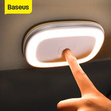 <b>Baseus Car Reading</b> Light Rechargeable Magnetic LED Auto ...