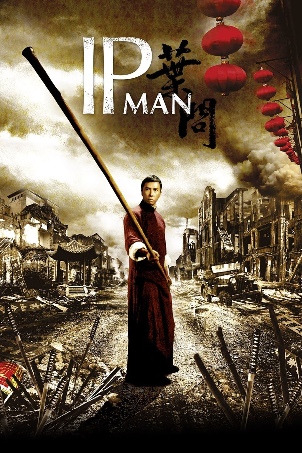 Ip Man 1 (2008) Dual Audio {Hindi-English} 720p