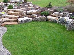 Small Picture Best 20 Boulder retaining wall ideas on Pinterest Rock wall