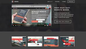 wysiwyg mobile website builder easy mobile website creator software