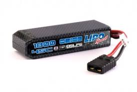 <b>Аккумулятор Team Orion Carbon</b> Sport LiPo 7.4V 2S 45C 1800mAh ...