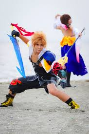 Tidus & Yuna | <b>Final Fantasy</b> X #<b>cosplay</b> #game #<b>anime</b> | Dynamic ...