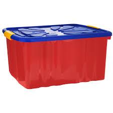 <b>Ящик для игрушек Полимербыт</b>, на колесах, 60 х 40 х 30 ...