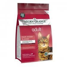 <b>Корма</b> для кошек <b>Arden Grange</b>