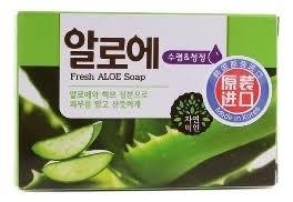 Купить освежающее <b>мыло с экстрактом</b> алоэ вера Fresh Aloe ...