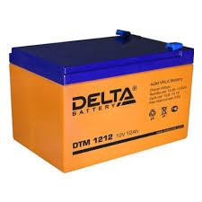 Аккумуляторная батарея для <b>ИБП Delta</b> DTM 1212 — купить в ...