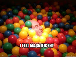 I feel magnificent - Picard - quickmeme via Relatably.com