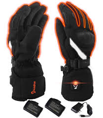 2020 Latest <b>Heated Gloves</b>,Battery Powered <b>Electric</b> Heated ...