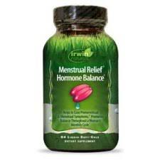 <b>Menstrual Relief Hormone Balance</b> Irwin Naturals 84 softgels ...