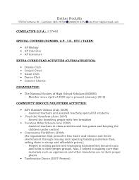 national honor society resume honor essay recommendation letter
