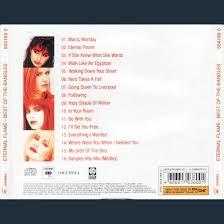 Eternal Flame Bangles Eternal Flame Best Of The Bangles Bangles Mp3 Buy Full Tracklist