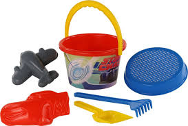 <b>Disney</b> / <b>Pixar Набор</b> игрушек для песочницы Тачки №11, цвет в ...